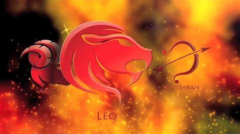 An Intro To Aries, Leo, Sagittarius