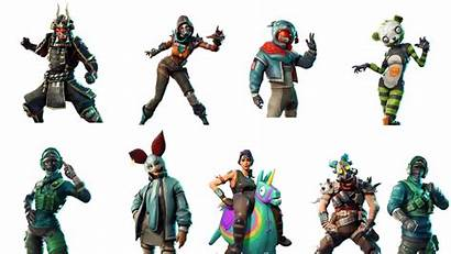 Fortnite Chapter Characters Leaks