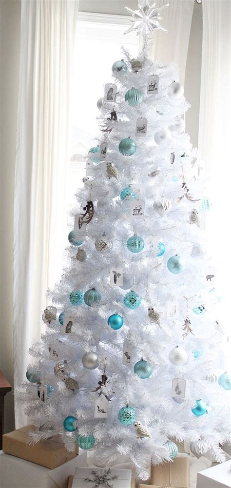 decorate white christmas tree www pixshark com images