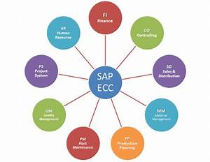 Sap Modules List  Main Sap Erp Modules  Business And
