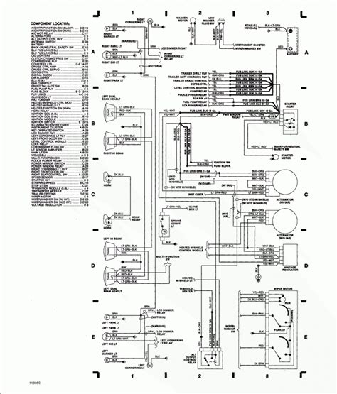 2004 Grand Marqui Fuse Box Layout by 1988 Mercury Grand Marquis Fuse Box Wiring Diagram For Free