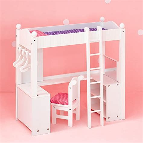 Olivia's Little World   Princess College Dorm Double Bunk
