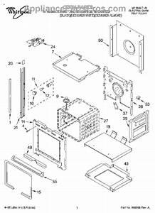 Whirlpool Wp4451665 Oven Sensor