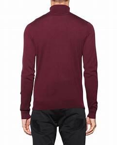 Pull Col Roulé Homme : pull a col roule homme 77182739 we fashion ~ Melissatoandfro.com Idées de Décoration