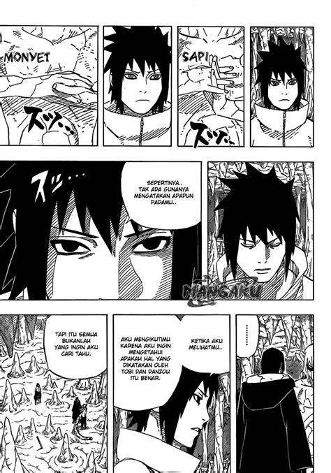 Baca Manga Komik Naruto 590 Episode Terakhir Yunieka