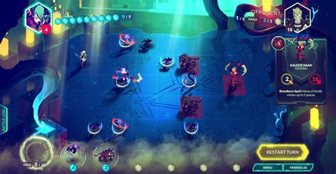 Gorgeous Strategy Game Duelyst Coming To Ps4, Xbox One