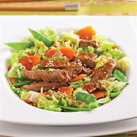 recettes de cuisine asiatique sauté de boeuf à l 39 asiatique recettes cuisine et