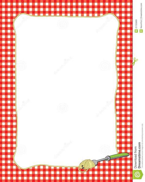 fork twirling spaghetti frame royalty  stock images