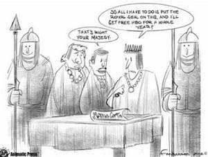 King John Magna Carta Cartoons | Like Success