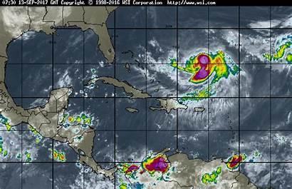 Satellite Caribbean Intellicast Weather States United Maps