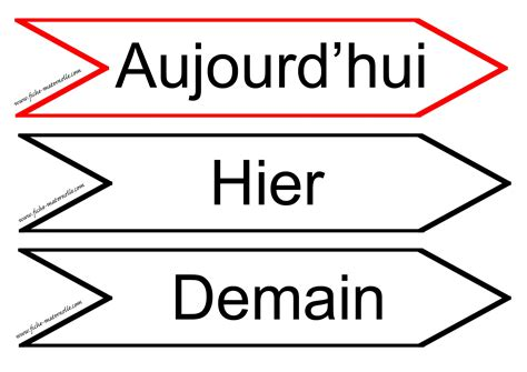 Aujourd Hui by Pin Hier On