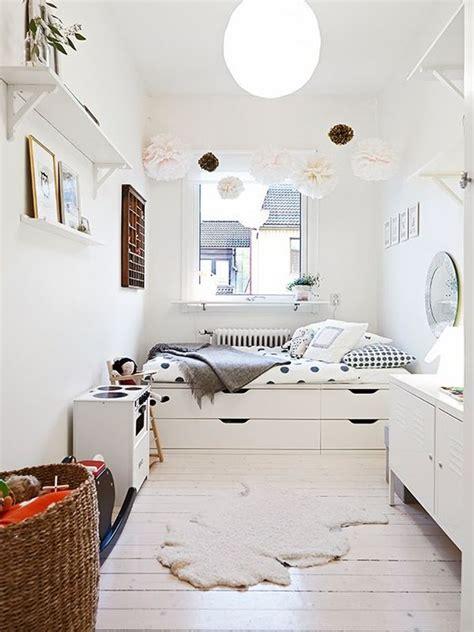 espacio de almacenamiento en habitaciones pequenas