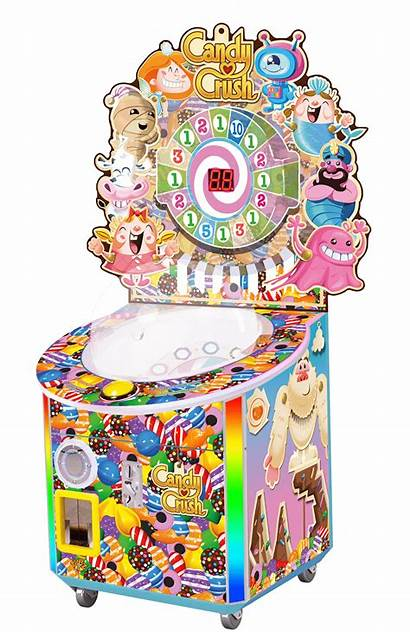 Candy Crush Prize Every Win Machines Spin