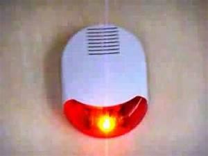Alarme Périmétrique Pour Maison : sir ne pour alarme maison optium youtube ~ Premium-room.com Idées de Décoration