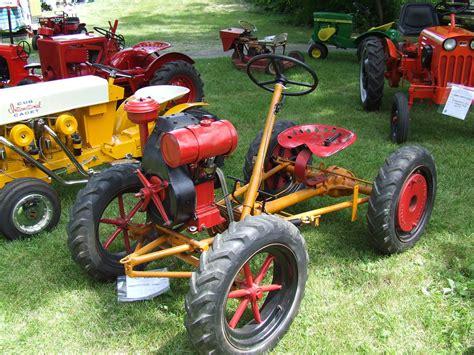 Garden Tractor by Mayrath Moble Tractor Registry Garden Tractors