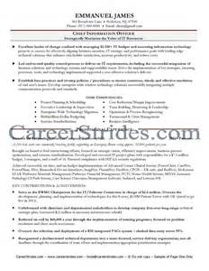 cio resume template free reference letters quotes
