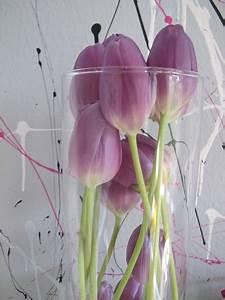 Tulpen In Vase : tulpen in der vase mal anders arrangiert alsbach h hnlein ~ Orissabook.com Haus und Dekorationen