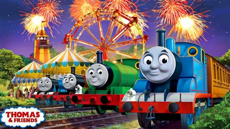 92+ Thomas The Train Wallpapers on WallpaperSafari
