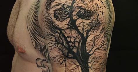 Beautiful Tree Tattoos That Will Your New Obsession