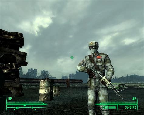 fallout 3 jumpsuit fallout 3 winterized jumpsuit console fix для
