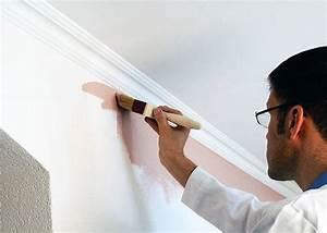 Wände Streichen Tipps : w nde streichen 5 tipps f r gerade linien und saubere kanten ~ Eleganceandgraceweddings.com Haus und Dekorationen