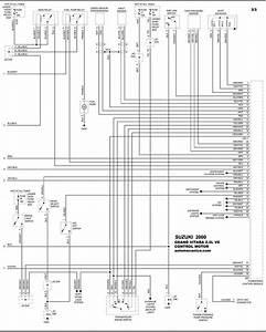Suzuki 2000 - Diagramas Control Del Motor