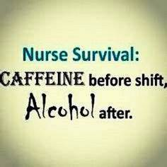Top 10 Funniest... Nurse Drinking Quotes