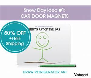 vistaprint hot personalized dry erase magnet rubber With kitchen cabinets lowes with vistaprint bumper stickers