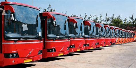 evolution  volvo buses  india railyatri blog