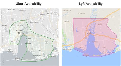 Using Uber & Lyft To The Mobile Cruise Port