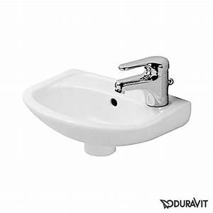 Handwaschbecken Ohne Hahnloch : duravit duraplus handwaschbecken compact wei ohne hahnloch 0797350000 ~ A.2002-acura-tl-radio.info Haus und Dekorationen