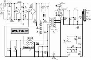 Electro Help  Bn44 00152b Samsung Un40h5203  Samsung