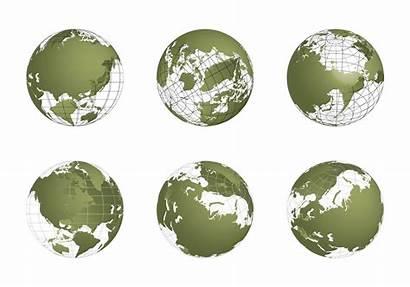 Globe Grid Vector 3d Volumetric Structures Clipart