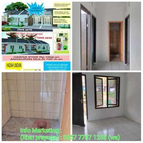 desain ruang tamu rumah tipe  wallpaper dinding