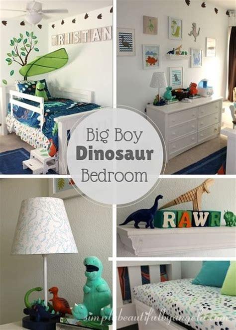 ideas  boys dinosaur bedroom  pinterest