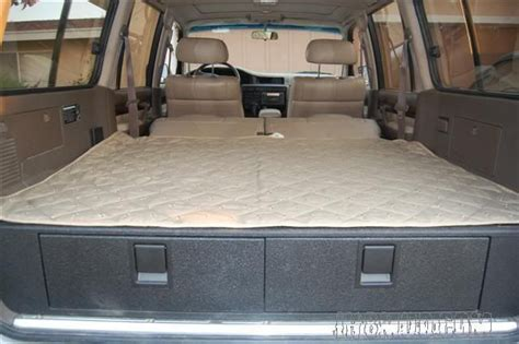 suv drawer system post up your drawer storage system expedition portal