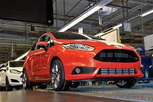 Ford Fiesta Nouvelle : ford a lanc la production de sa nouvelle fiesta st l 39 usine auto ~ Melissatoandfro.com Idées de Décoration