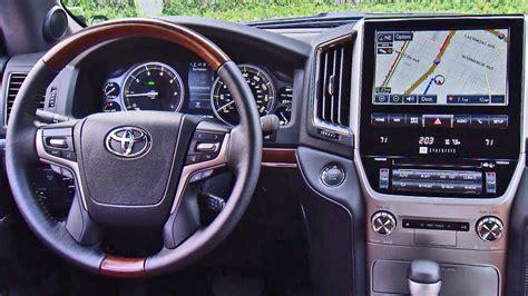Land Cruiser Interior by 2016 Toyota Land Cruiser Interior