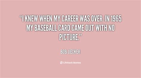 Bob Uecker Major League Quotes
