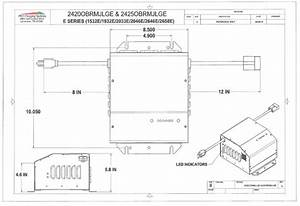 I2425obrmjlge Eagle Performance Jlg Scissor Lift Battery