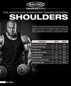 59 Best Phil Heath Images On Pinterest