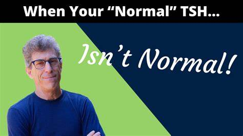 Drink coffee or caffeinated drinks all day. Why your TSH normal range isn't normal - Scott Resnick, MD