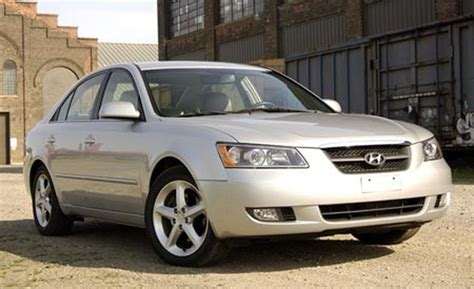 2006 Hyundai Sonata Reviews by Hyundai Sonata 2006 Reviews Prices Ratings With
