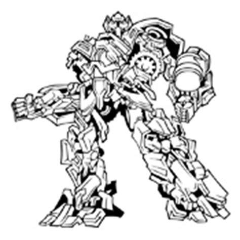 Kleurplaten Transformers Optimus Prime.Transformers Cybertron Kleurplaten Free Colouring Pages