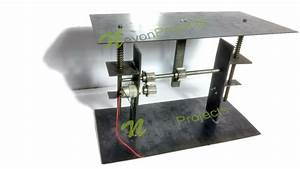 Design  U0026 Fabrication Of Mechanical Footstep Power Generator