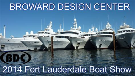 Boat Show Dates by Fort Lauderdale Boat Show 2014 Dates
