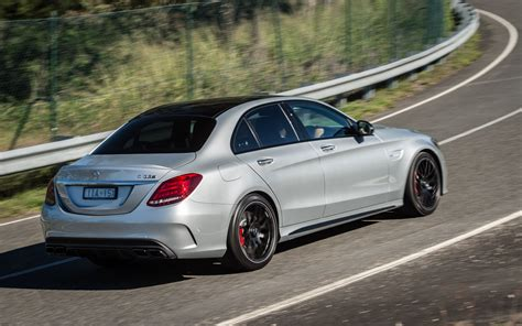Mercedes Amg by 2016 Mercedes Amg C63 S Review By Chris Atkinson Photos