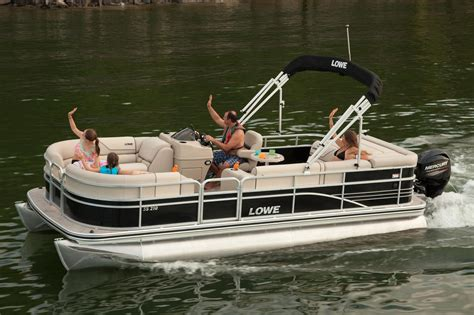 Lowe Boats Prices by 2016 New Lowe Ss210 Pontoon Boat For Sale 16 401