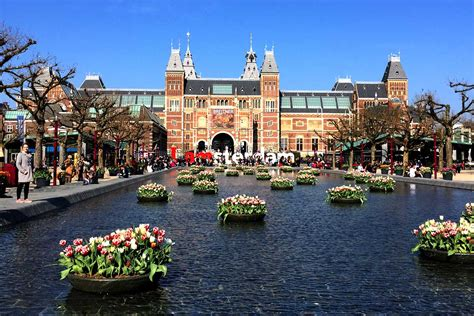 Rijksmuseum In Amsterdam by Rijksmuseum Amsterdam Cultural Things To Do In Amsterdam