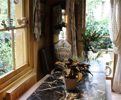 cuisine londonienne photo deco cuisine beige anglais maison londonienne typique